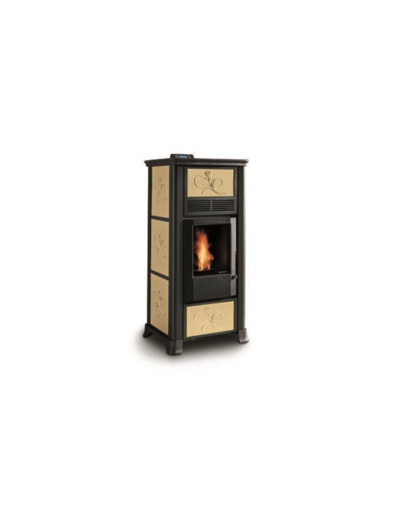 Palazzetti ecofire margherita new 10 4 kw for Stufe a pellet moderne palazzetti