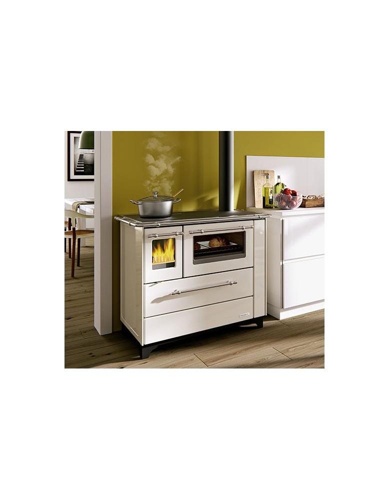 Palazzetti alba 4 5 cucina a legna - Cucine a legna palazzetti ...