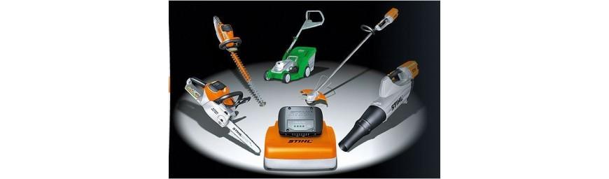 Batterie e caricabatterie Stihl