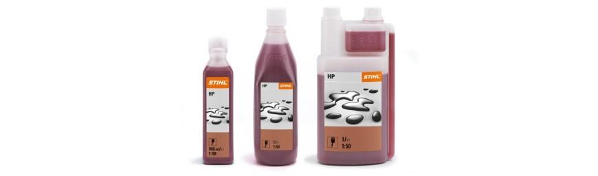 Olio per miscela 2T, olio per motosega, olio per decespugliatore